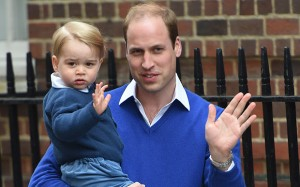 For Sale One Royal Baby, Sightly Used...