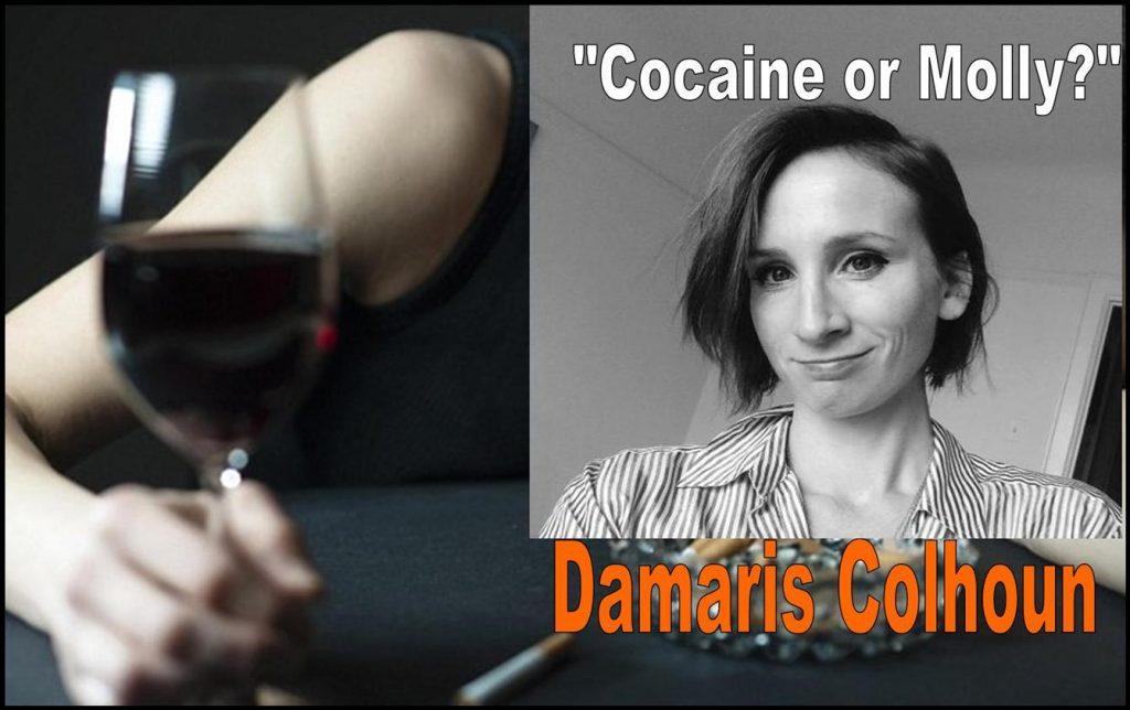 Damaris Colhoun, Driving Into Oblivion Night Drive With a Crack Dealer