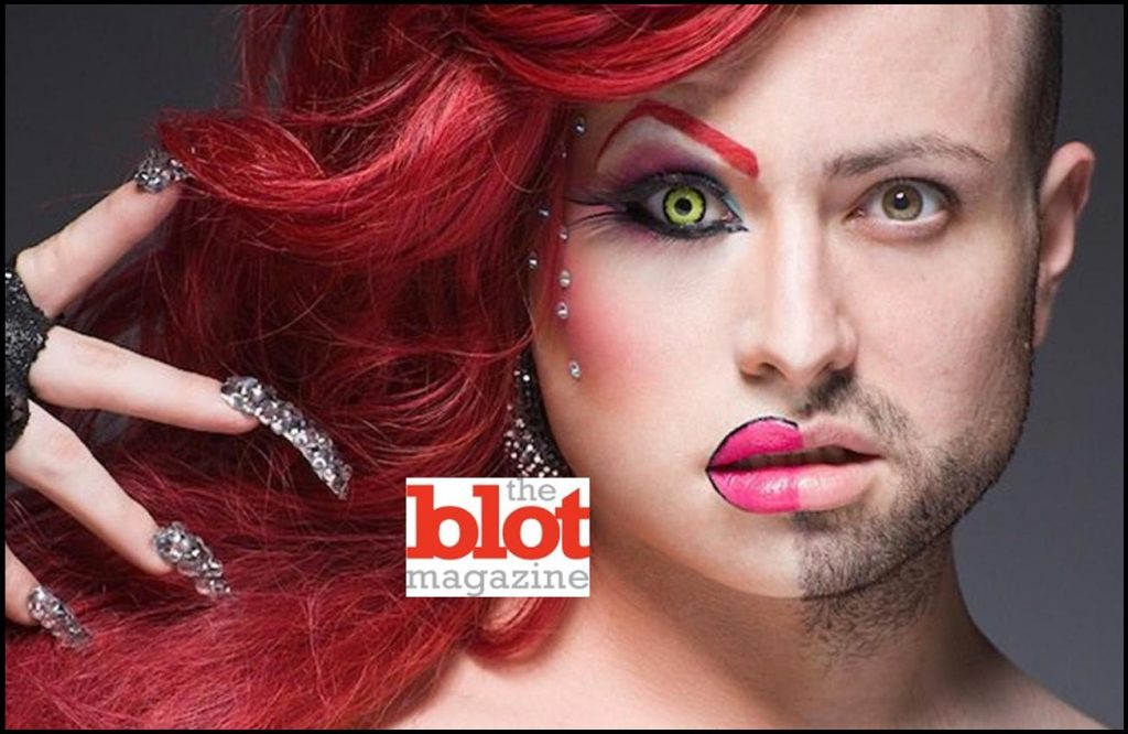 LELAND BOBBÉ'S 'HALF-DRAG' SERIES SHOWS VULNERABILITY CAN BE EMPOWERING