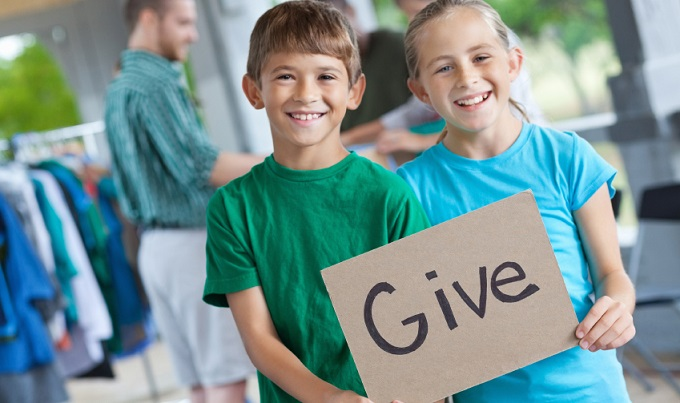 The Art of Giving Today, Don't Be a Cheapskate
