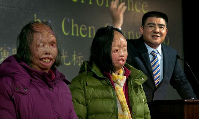 Chinese Tycoon Chen Guangbiao Launches Bid for The New York Times