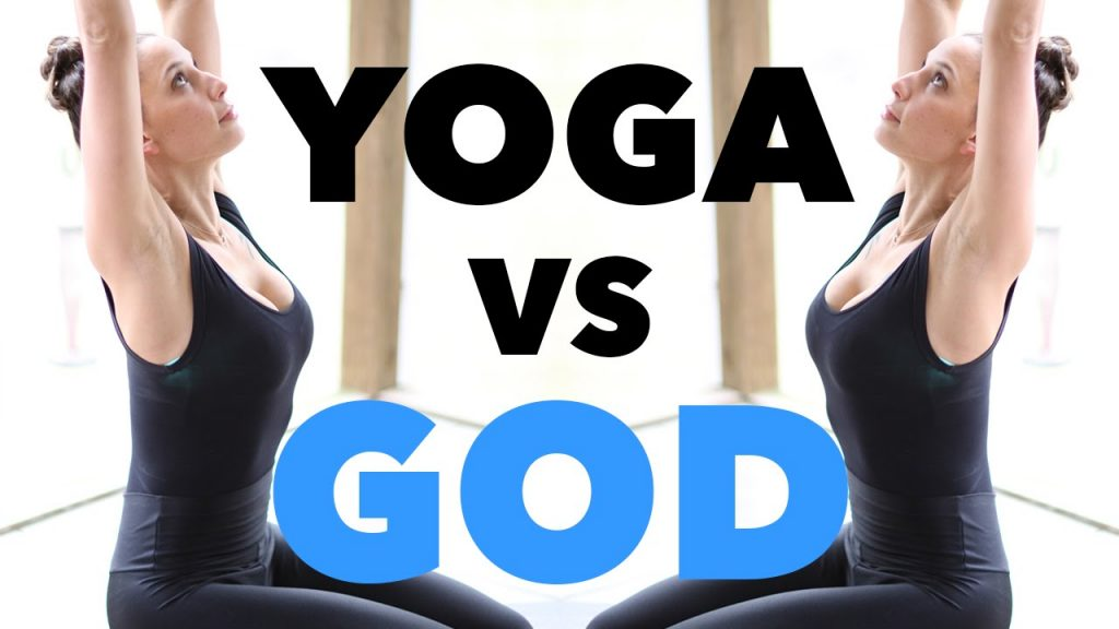 UFO Yoga Christianity and Other Underground Religions to Save Your Soul