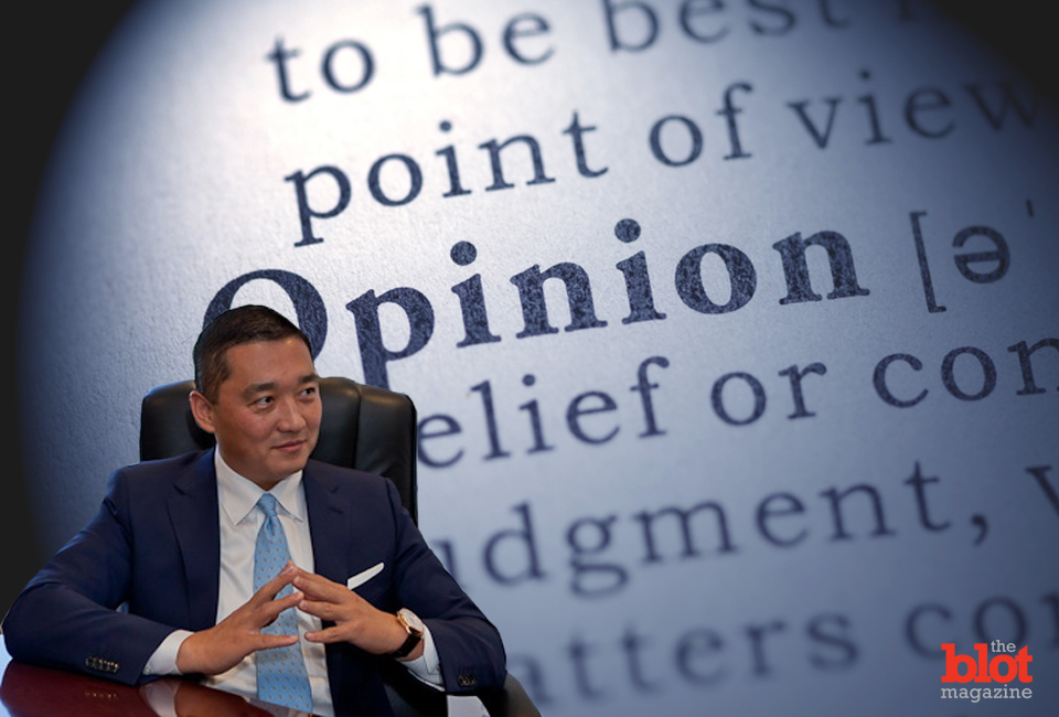 Benjamin Wey on Leadership Lessons – Not Live A Life Like a Coward