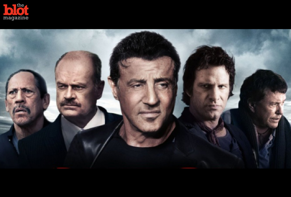 """With an A-list cast — Tom Berenger, Sylvester Stallone, Lauren Cohan, Kyra Sedgwick and more — """"Reach Me"""" could've been great, but it's muddled and cliched. (Millennium Entertainment image)"""