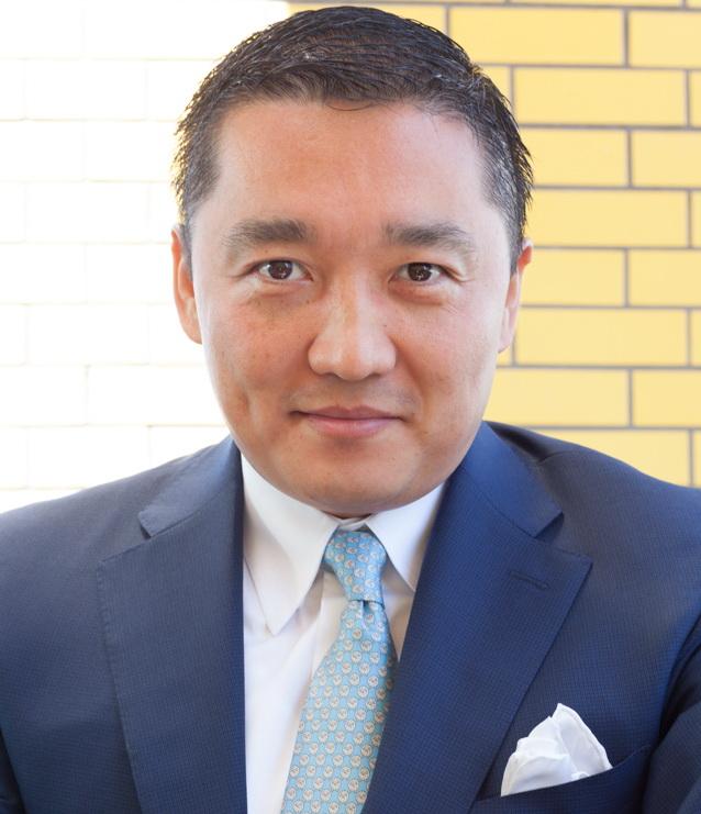 Benjamin Wey, Financier, Journalist, CEO, New York Global Group