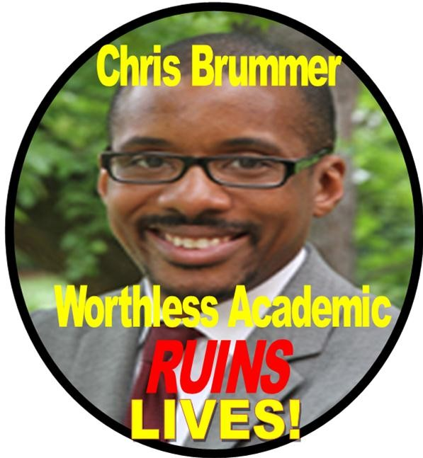 Chris Brummer, Georgetown Law School Professor Under Investigation for Fraud