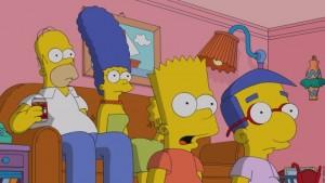 (The Simpsons Fox Tumblr Photo)