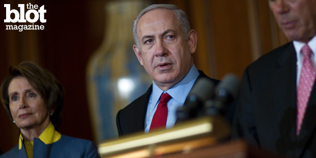 Benjamin Netanyahu flip-flopping on a two-state solution to the Israeli-Palestinian conflict may indicate it's time the U.S. distances itself from Israel. (© Benjamin J. Myers/Corbis photo)
