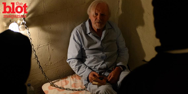 """Based on a true story of ragtag kidnappers who landed the biggest ransom ever, see """"Kidnapping Mr. Heineken"""" because incomparable Anthony Hopkins shines. (Becker Film Group photo)"""