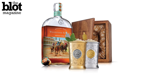 The Kentucky Derby isn't just a two-minute horse race. To Southern folks, it's also bourbon, hats, food porn — and $1,000 Woodford Reserve mint julep cups. (Photo by Dan Dry)