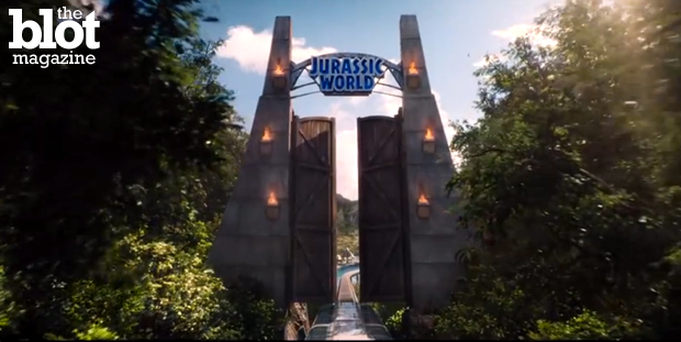 Get out of the heat and into the movie theater: Dorri Olds names five summer blockbusters you won't want to miss. Dinos, Ah-nold, the supernatural — oh, my! ('Jurassic World' trailer photo)