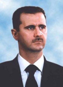 Bashar al-Assad, Syrian dictator