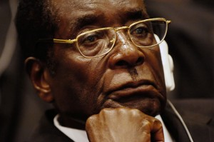 dictators - Robert Mugabe - photo by Jeremy Lock (USAF) public domain