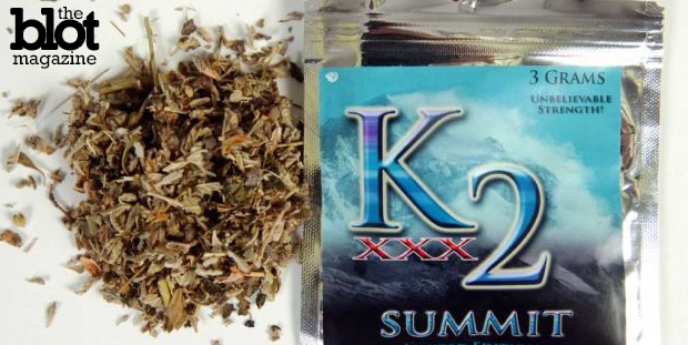 With nearly 2,000 hospitalizations because of people smoking synthetic marijuana, New York Gov. Andrew Cuomo wants to ignite new state regulations.(stamfordadvocate.com photo)
