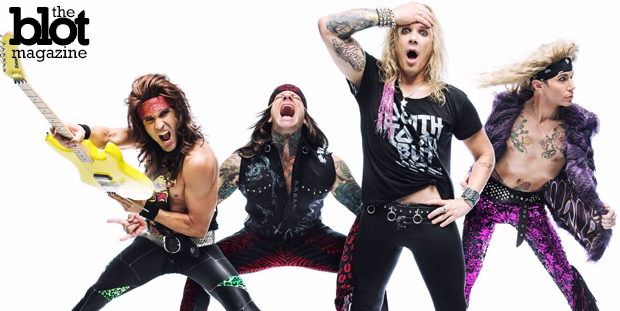The Hollywood House of Blues is closing Aug. 7 to make way for a luxury complex. Steel Panther will headline its final show, giving the Sunset Strip venue a fitting glam-rock farewell. (Photo by David Jackson)