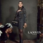 Lanvin ad, shot by Steven Meisel.
