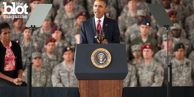 In 2011, President Obama made good on his 2008 campaign promise to pull troops from Iraq, but the war over who lost the country to ISIS since then wages on. (usnews.com photo)