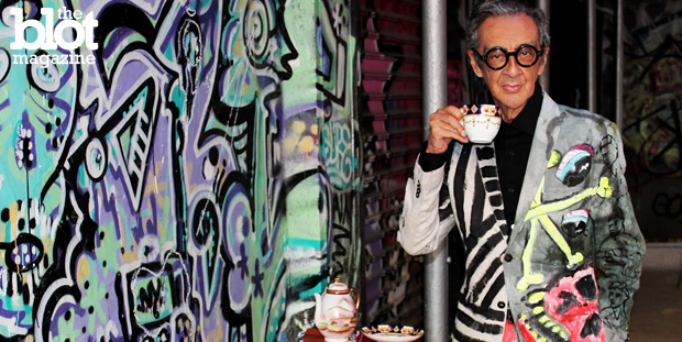 Because of his polished, never-boring style, Gazelle Paulo named iconic fashion illustrator and gentleman Robert W. Richards this month's Style Master.(Photo by Gazelle Paulo)