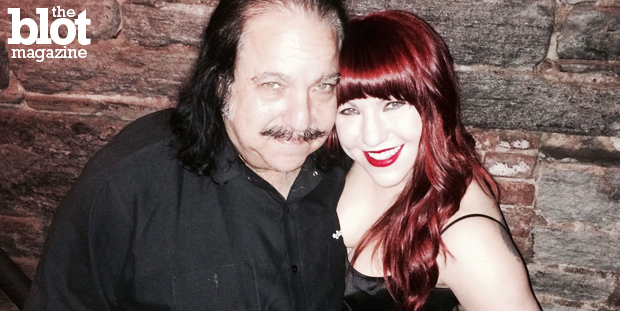 Cindy Sibilsky turned to an unlikely source to get help funding 'Happy Hooker the Musical:' the adult industry, namely Ron Jeremy, above, and brothel owner Dennis Hof. (Photo courtesy Cindy Sibilsky)