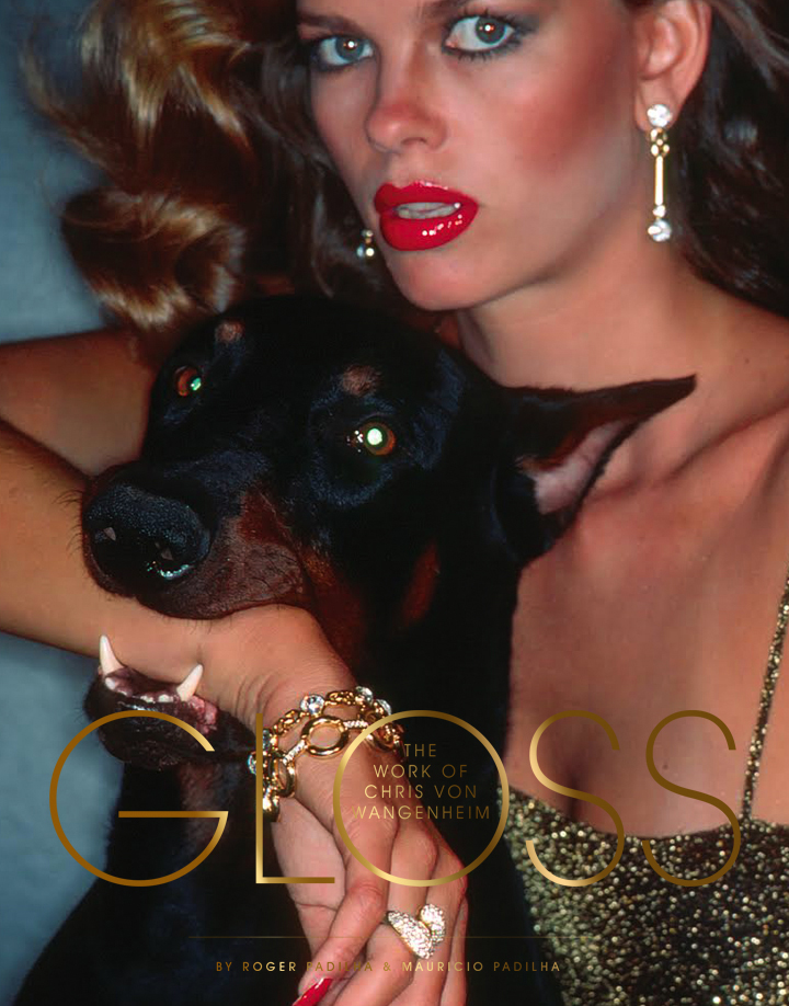 The cover of 'Gloss.'