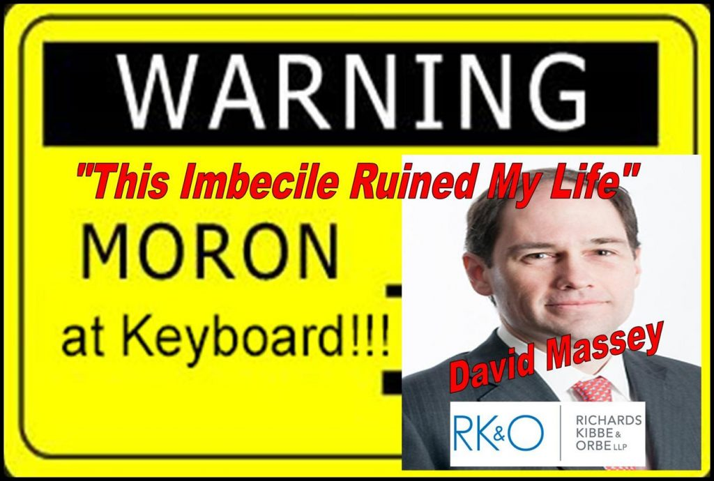 DAVID MASSEY, Richards Kibbe & Orbe LLP lawyer, former AUSA, Implicated in Frauds