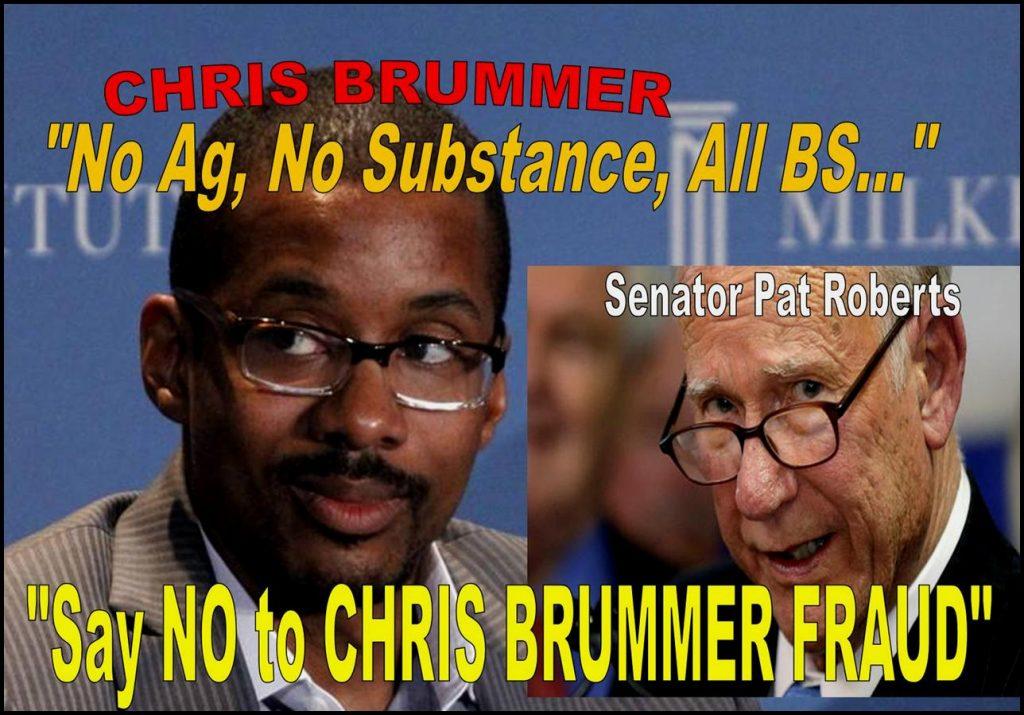 Fraud, Lies Doom CFTC Nominee Chris Brummer, No Ag, No Substance, All BS