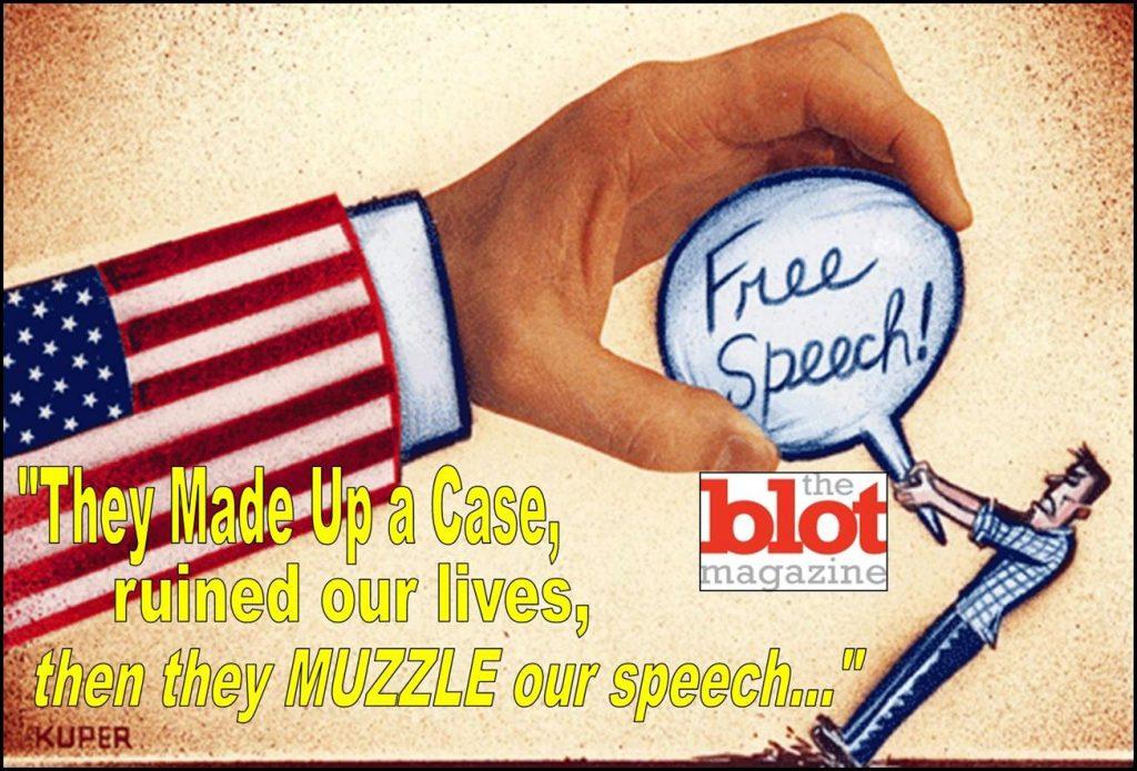 theblot magazine, free speech, defender, first amendment, DOJ, Benjamin Wey, journalist, NYGG, David Massey, Tracy Timbers, Richards Kibbe Orbe, RKO