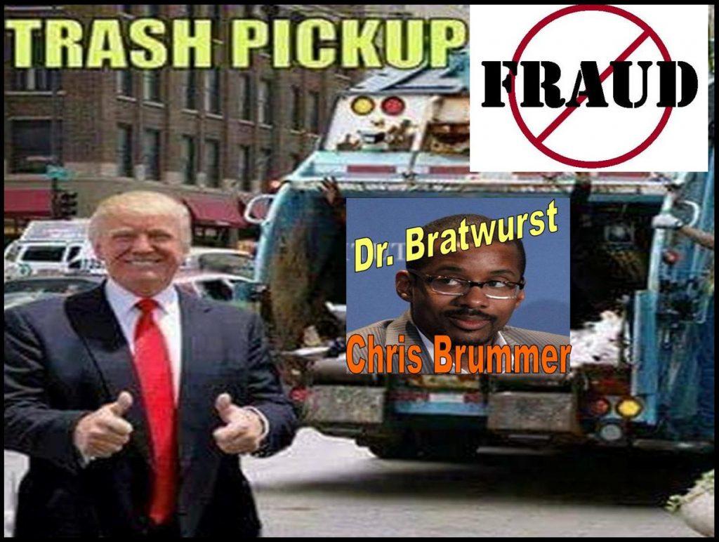 CFTC Nominee Professor Chris Brummer, Brian Quintenz, Trump Drain The Swamp