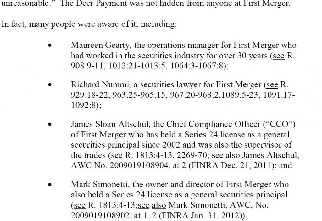 TALMAN HARRIS, INVESTMENT BROKER EXPOSES FINRA NAC FRAUD, RIGGED HEARING ROBERT COLBY FINRA