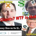 David Massey, Shady Richards Kibbe Orbe Lawyer Loves Money, Trashes Clients Best Interest