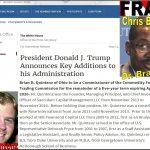 BREAKING, Chris Brummer, Phony Georgetown Law Center Professor Got Caught Defrauding the Government