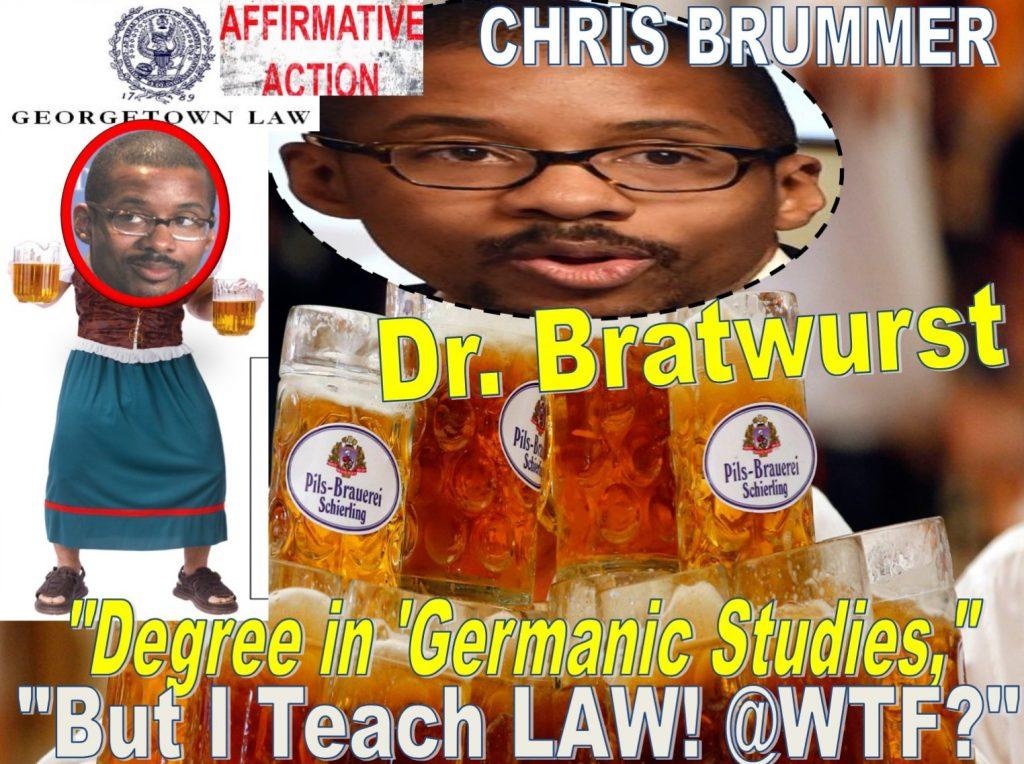 Germanic Studies, Chauncey Brummer, Chris Brummer, Georgetown Law, Rachel Loko, Affirmative Action, Charles Senatore, Robert Colby, Alan Lawhead, Richard Ketchum, Myles Edwards, FINRA NAC