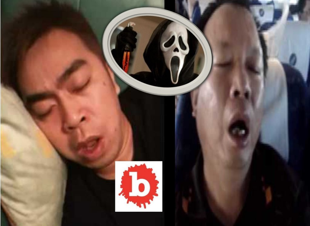 Chinese Man Snores Too Much, Gets Killed with Knife, Why
