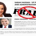 Sarah Hassan, Fred Hassan, the Ungrateful Spoiled Brats Exposed In Martin Shkreli Criminal Trial