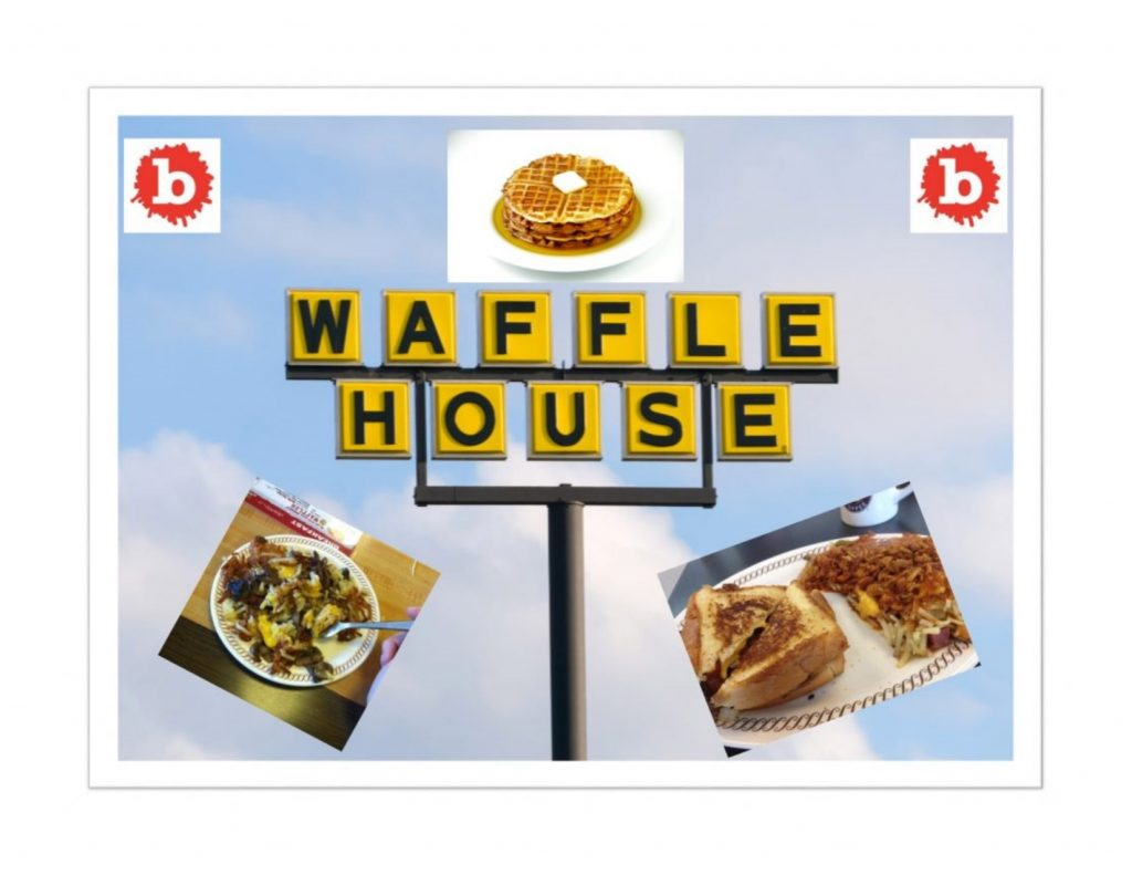 Because of a Naked Man and His Penis, I Went to Waffle House