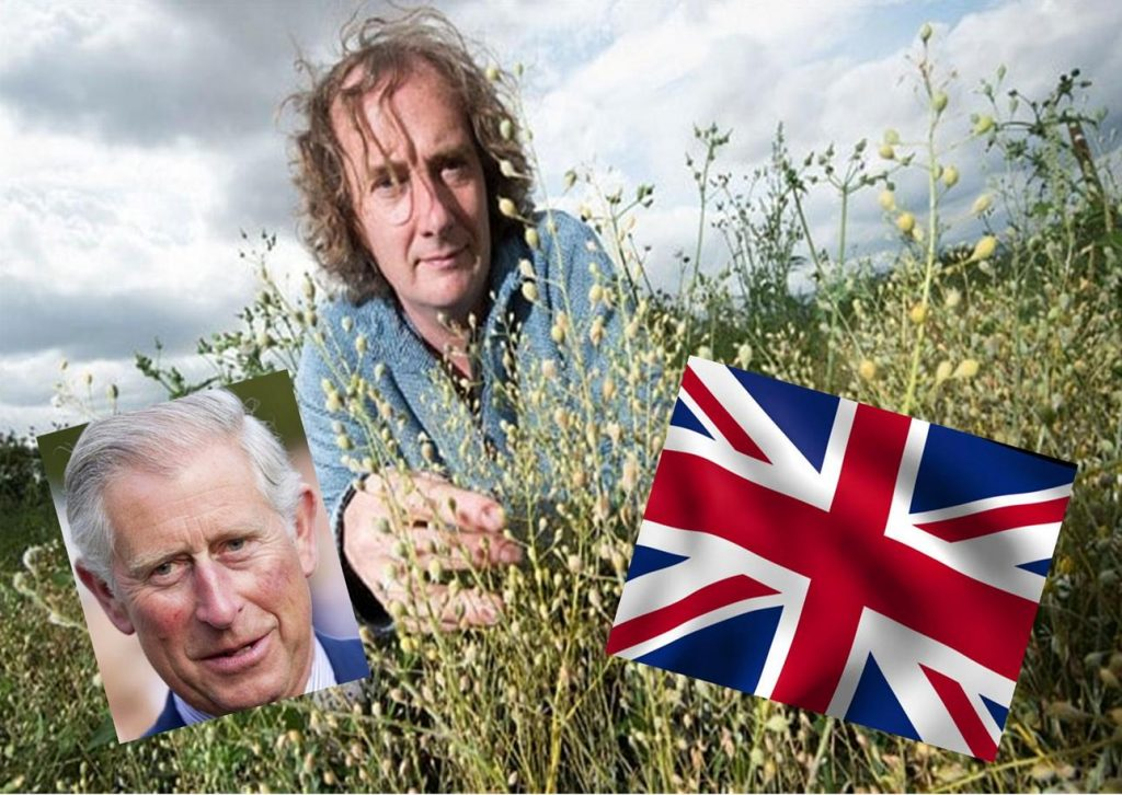 Bitter English Landowner Seeks Satisfaction from Up Their Own Ass Neighbors