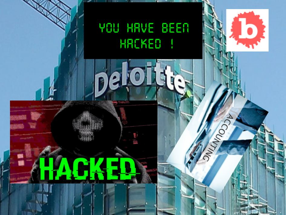 """Deloitte Hacked Via Casual Password Steal. Hacker Says """"Too Easy"""""""