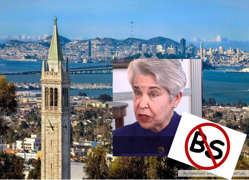 First Woman Chancellor of UC Berkeley Declares Year of Free Speech, Will It Work
