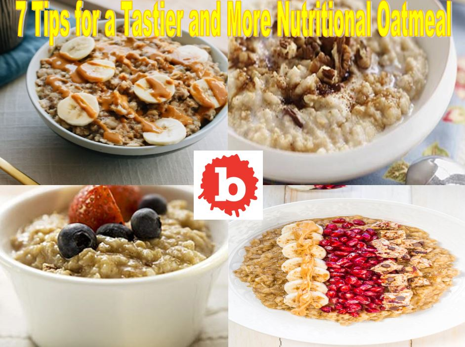 How to Make your Nutritional Oatmeal Based Breakfast Not Suck