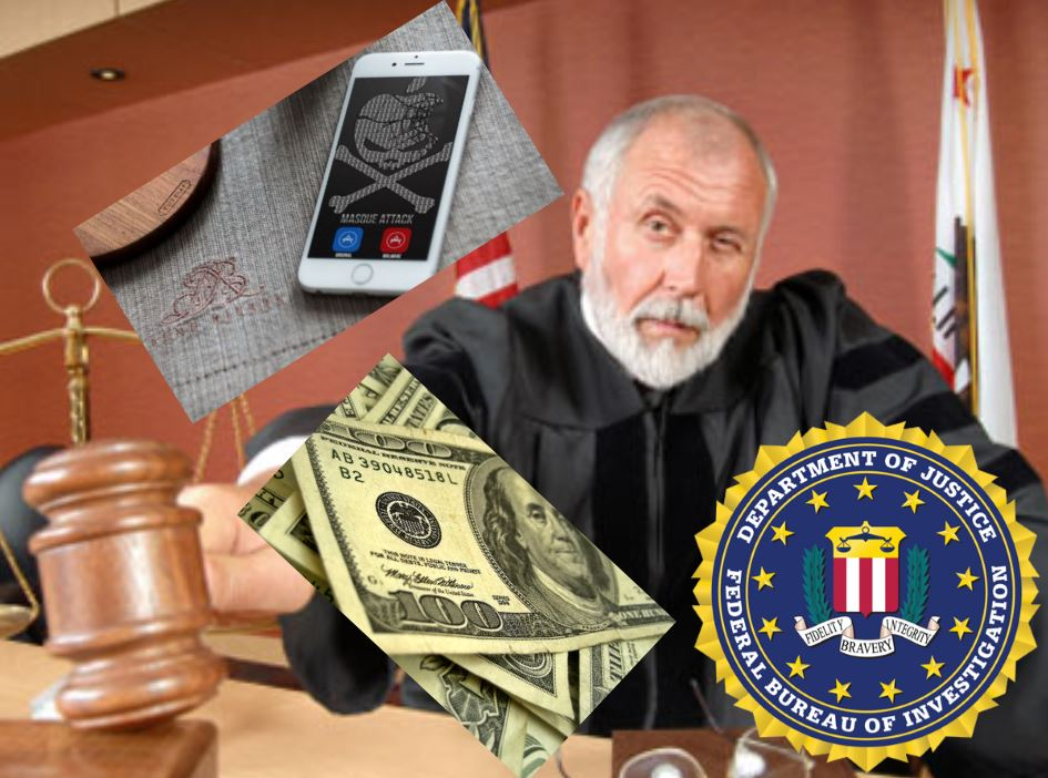 Judge Keeps iPhone Hackers and FBI Payment Secret from Public, Why?