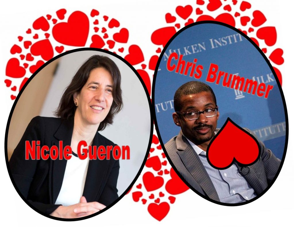 Chris Brummer, Nicole Gueron, Confessions of An Interracial Couple, Top 5 Reasons Relationships Never Last