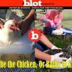 KFC Scented Bath Bombs So You Can Taste Chicken, Why