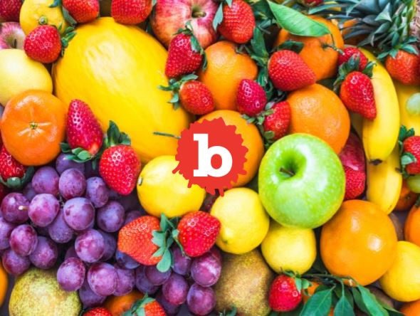 Fresh Fruit Every Day Helps Restore Tarred Lungs