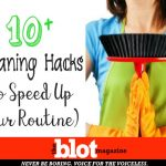 Cleaning Hacks to Keep Your Home Sparkling & Spotless