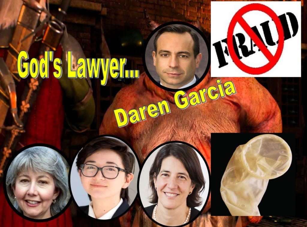 INVESTIGATIONS, Daren Garcia, Ohio Country Lawyer Touts Fake Claim as Lawyer to God