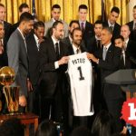 Obama Wants to Join San Antonio Spurs as Free Agent