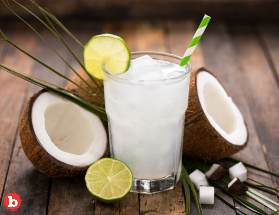 6 Benefits of Drinking Coconut Water Every Day