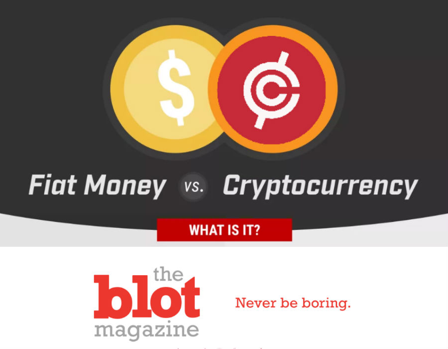 4 Reasons Why Cryptocurrency Is Better Than Fiat Money
