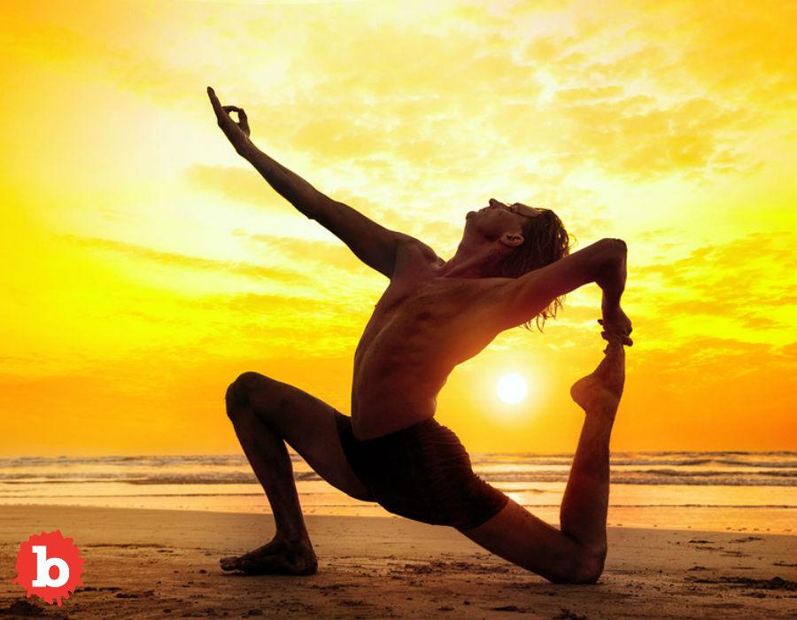 The Seven Best Benefits of Yoga for Men