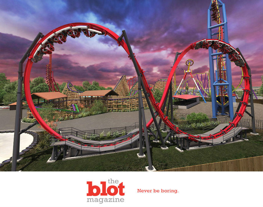 The Top 4 Rollercoasters of 2018